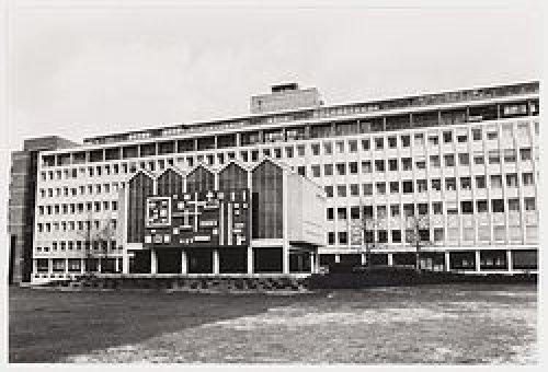 Voorheen Maria Ziekenhuis, later St Elizabethziekenhuis, tegenwoordig Tweestedenziekenhuis