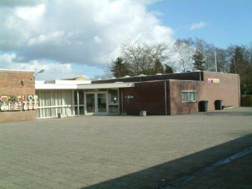 Schatkist schoolingang
